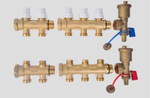 拼接分集水器